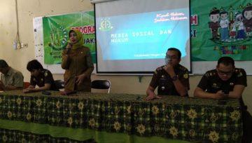 Jaksa Masuk Sekolah Kejaksaan Negeri Kota Bekasi